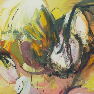 Breaking Of Dawn II by Ursula O'Farrell, Oil On Canvas 36 x 48 inches